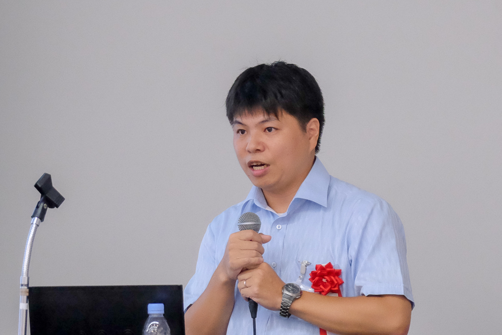 三菱電機 名古屋製作所 開発部 ソフトウェア効率化推進グループ 倉田宗典氏