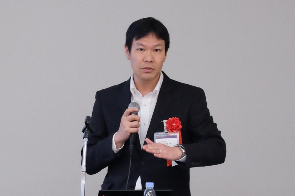 オムロン インダストリアルオートメーションビジネスカンパニー 検査システム事業部 開発部 開発2課 吉田邦雄氏